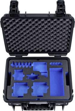 B & W outdoor.cases Typ 3000 3000/B/GoPro5 Adapté pour=GoPro Hero 5