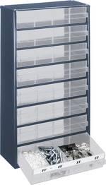 Armoire à tiroirs raaco 137416 (L x l x h) 306 x 150 x 552 mm Nombre de compartiments: 8 1 pc(s)