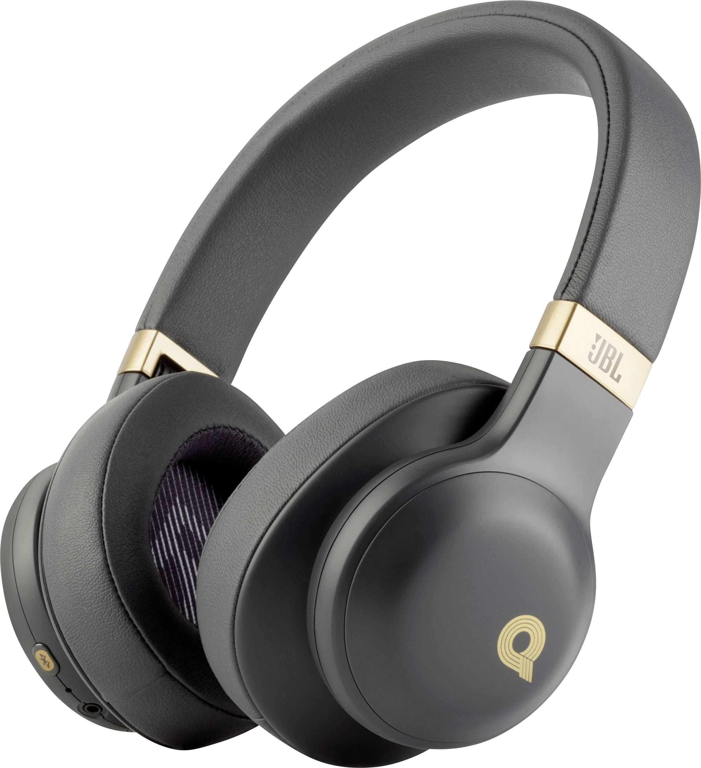 Jbl E55bt Bluetooth Hi Fi Casque Circum Aural Micro Casque Gris