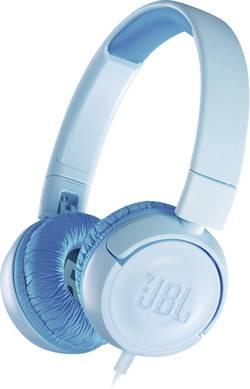 Ecouteurs enfants supra-aural JBL JR-300 limitation de volume bleu