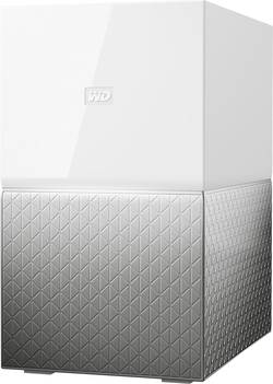Serveur NAS 4 To Western Digital My Cloud™ Home Duo WDBMUT0040JW