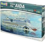 Kit modèle réduit de bateau Aida 1:400