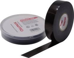 Ruban isolant CellPack 223604 noir (L x l) 6 m x 19 mm caoutchouc 1 rouleau(x)