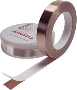 Ruban cuivre adhésif CellPack 223577 cuivre (L x l) 33 m x 12 mm acrylique 1 rouleau(x)
