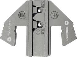 Matrice à sertir TOOLCRAFT 1601086 0.35 à 0.8 mm² adapté pour marque TOOLCRAFT 1 pc(s)