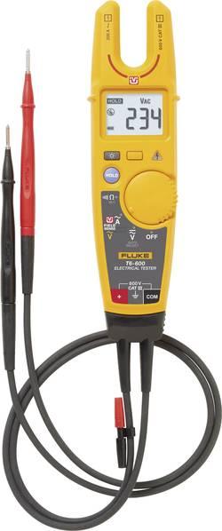Multimètre , Pince ampèremétrique Fluke T6-600/EU numérique Etalonné selon: d'usine (sans certificat) CAT III 600 V Aff