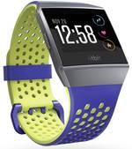 Bracelet de rechange FitBit FB164SBBUS Taille=S bleu cobalt, citron vert