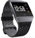 Bracelet de rechange FitBit FB164SBBKS Taille=S gris foncé, noir