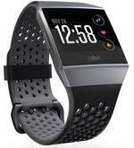 Bracelet de rechange FitBit FB164SBBKL Taille=L gris foncé, noir