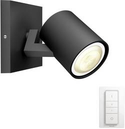 Projecteur mural Philips Lighting Hue Runner 5309030P7 GU10 5.5 W blanc neutre