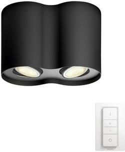 Projecteur de plafond Philips Lighting Hue Pillar 5633230P7 GU10 11 W blanc neutre