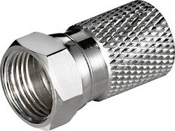 F mâle à tourner Goobay 51866 pour Ø câble: 8.2 mm 1 pc(s)