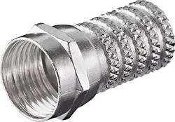 F mâle à tourner Goobay 51852 pour Ø câble: 6 mm 1 pc(s)