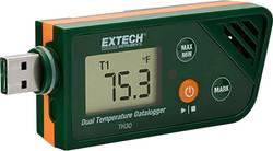 Extech TH30 Enregistreur de données de température Unité de mesure température