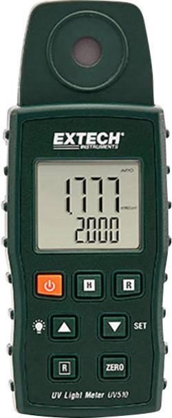 UV-mètre Extech UV510 0 - 20.00 mW/cm² Etalonné selon d'usine (sans certificat) 1 pc(s)