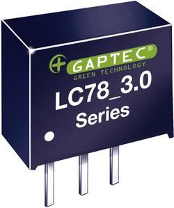 Convertisseur CC/CC pour circuits imprimés Gaptec LC78_03-3.0 10020073 12 V/DC 3.3 V/DC 3000 mA 9.9 W Nbr. de sorties: 1