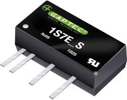 Convertisseur CC/CC pour circuits imprimés Gaptec 1S7E_2403S1.5U 10070434 24 V/DC 3.3 V/DC 303 mA 1 W Nbr. de sorties: 1