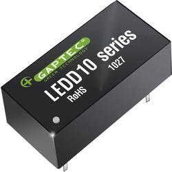Driver LED Gaptec LEDD10_24-600 10070339 48 V/DC 600 mA 1 pc(s)
