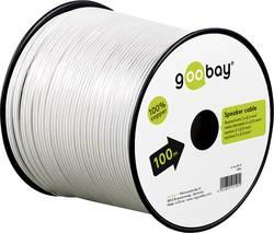 Câble haut-parleur Goobay 15110 2 x 0.50 mm² 25 m