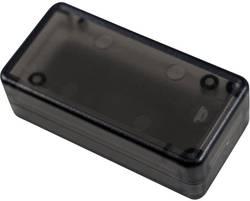 Hammond Electronics 1551BTSK Boîtier universel 15 x 25 x 50 ABS noir (transparent) 1 pc(s)