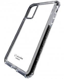 Coque arrière Cellularline TETRACPROIPH8K Adapté pour: Apple iPhone X, noir