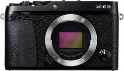 Appareil photo hybride Fujifilm X-E3 schwarz 24.3 Mill. pixel noir