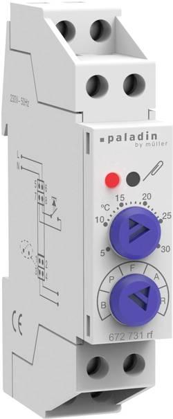 Thermostat d'armoire Müller 672 731 rf 672 731 rf (L x l x h) 95 x 18 x 60 mm 1 pc(s)