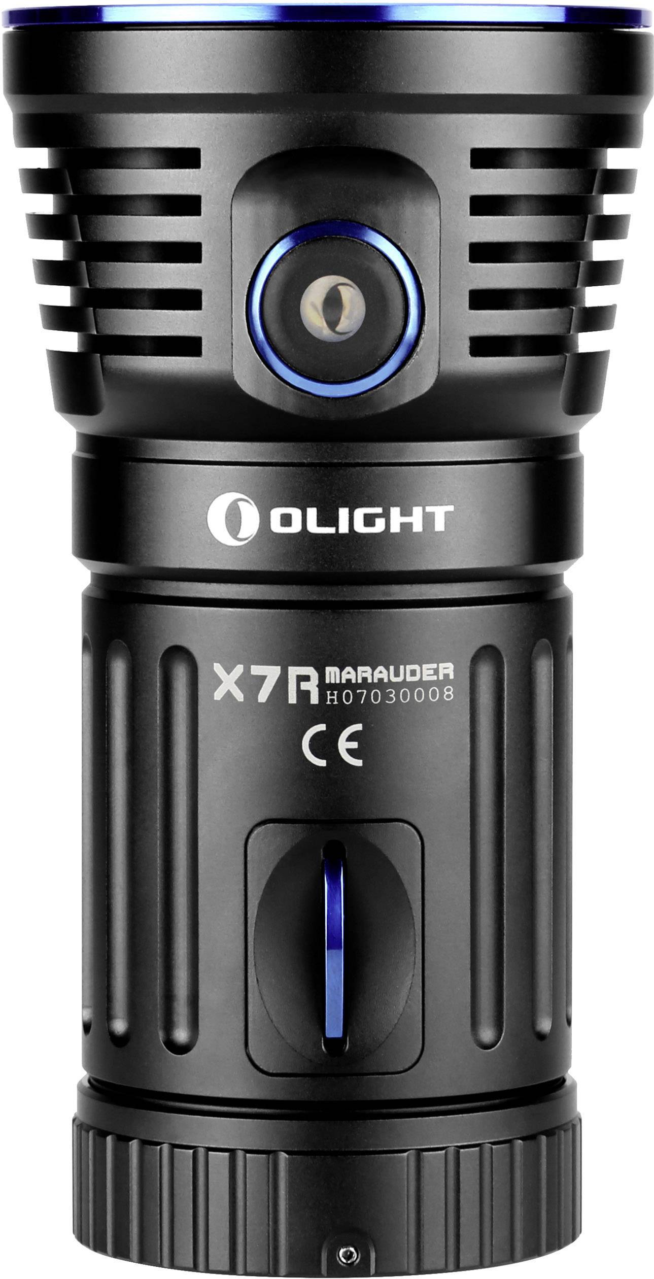 Poche ÉtuiMode Lampe Led Olight Marauder Avec De X7r XPukZi