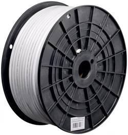 TRU COMPONENTS TC-7410920 Câble coaxial Ø extérieur: 8.10 mm 75 Ω 125 dB blanc 100 m