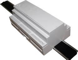 Boîtier pour rail Axxatronic CNMB/9/KIT/ACTIVE25-CON pour montage sur rail Polycarbonate gris 58 x 159 x 90 1 pc(s)