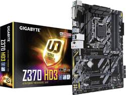Carte mère Gigabyte Z370 HD3 Socket Intel® 1151v2 Format ATX Chipset de la carte mère Intel® Z370