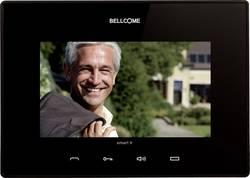 Bellcome VTM.7S402.BLB04 Interphone vidéo filaire Station intérieure 1 foyer noir