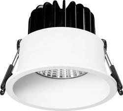 Spot encastrable blanc Barthelme 62411333 12.50 W Couleur d'éclairage blanc chaud 1 pc(s)