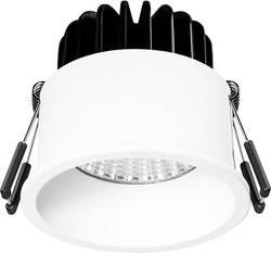 Spot encastrable blanc Barthelme 62412426 12.50 W Couleur d'éclairage blanc neutre 1 pc(s)