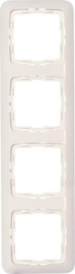 Prise de courant Kopp 404417064 RIVO blanc pur (RAL 9010) 4 prises