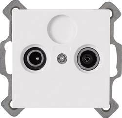 Prise TV, radio Kopp 941229081 ATHENIS blanc pur (RAL 9010) 1 pièce