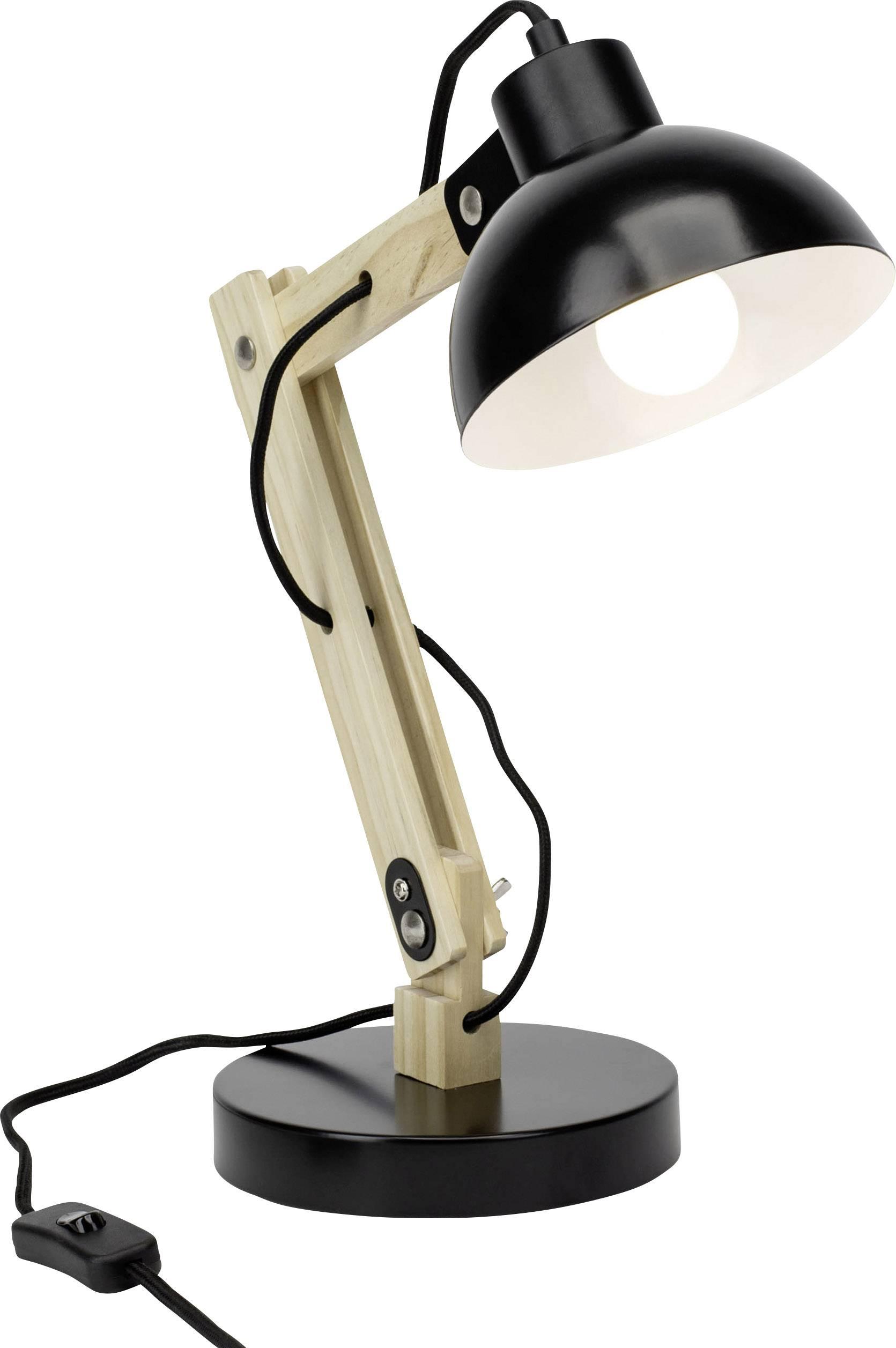 gratuit ampoule en 4 couleurs Philips économie d/'énergie bureau lampe de table bras flexible