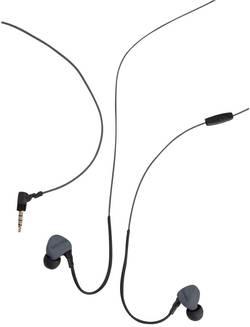 Ecouteurs sport intra-auriculaires Boompods Sportpods Race Wired micro-casque, volume réglable, résistant à la sueur no