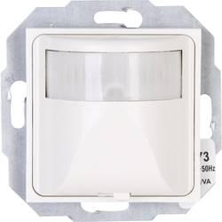 Détecteur de mouvements Kopp 808429007 pour l'intérieur encastrable 180 ° blanc pur IP20