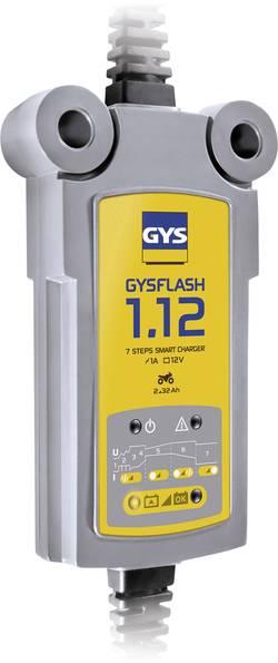 GYS GYSFLASH 1.12 029361 Chargeur automatique 12 V 1 A