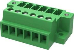Boîtier pour contacts femelles série 15EDG-GBM Degson 15EDG-GBM-3.81-04P-14-00AH Nbr total de pôles 4 Pas: 3.81 mm 1 pc(