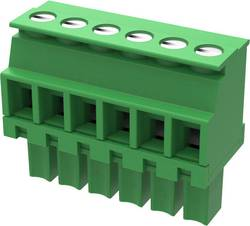 Boîtier pour contacts mâles série 15EDGKB Degson 15EDGKB-3.81-09P-14-100AH Nbr total de pôles 9 Pas: 3.81 mm 1 pc(s)