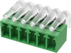 Boîtier femelle (platine) série 15EDGRC-LD Degson 15EDGRC-LD-3.81-10P-14-00 Nbr total de pôles 10 Pas: 3.81 mm 100 pc(s)