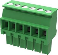 Boîtier pour contacts mâles série 15EDGKB Degson 15EDGKB-3.5-02P-14-100AH Nbr total de pôles 2 Pas: 3.50 mm 1 pc(s)