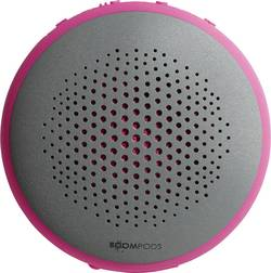 Boompods Fusion Enceinte Bluetooth fonction mains libres rose