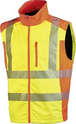 Veste Softshell YO-HiViz Taille=L L+D ELDEE 4730-L jaune, orange