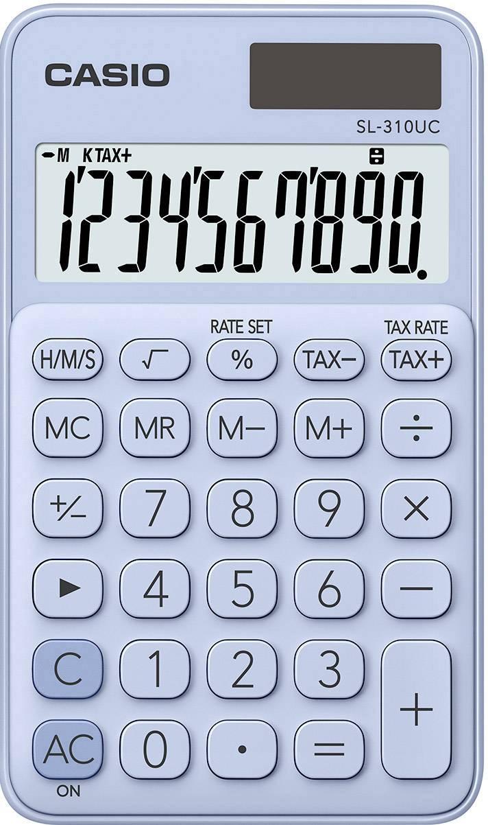 Casio SL-310UC Calculatrice de Poche