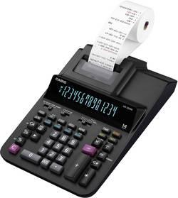 Calculatrice de bureau avec imprimante Casio DR-320RE noir sur secteur
