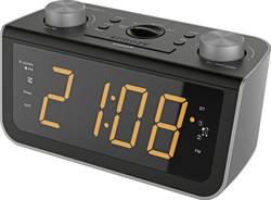 Radio-réveil FM SoundMaster FUR5005 noir