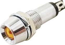 Voyant de signalisation LED Barthelme 58500722 ambre 230 V/AC 5 mA 1 pc(s)